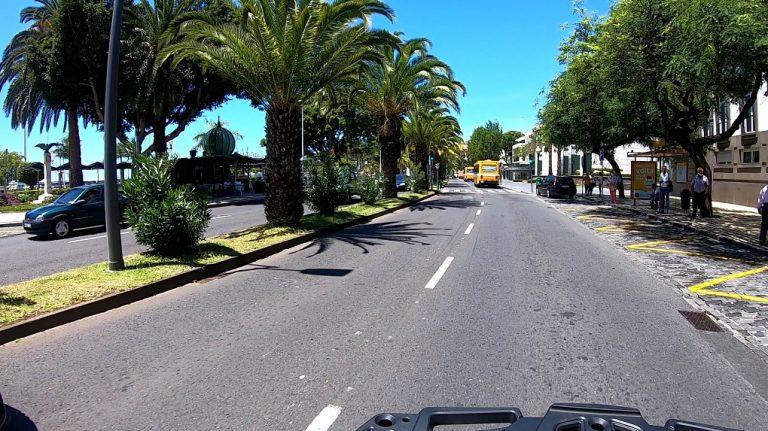 Funchal Hauptstadt von Madeira