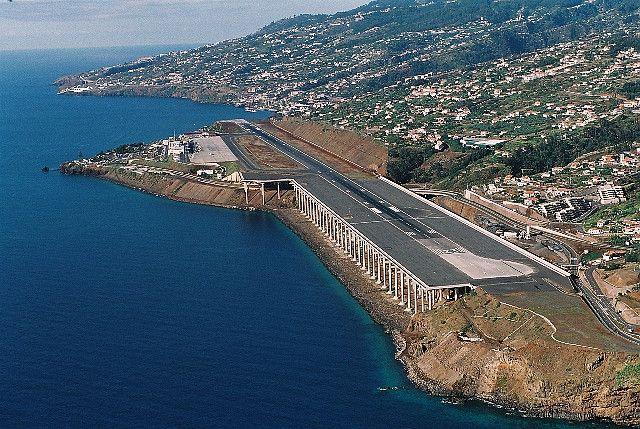 Flughafen Funchal