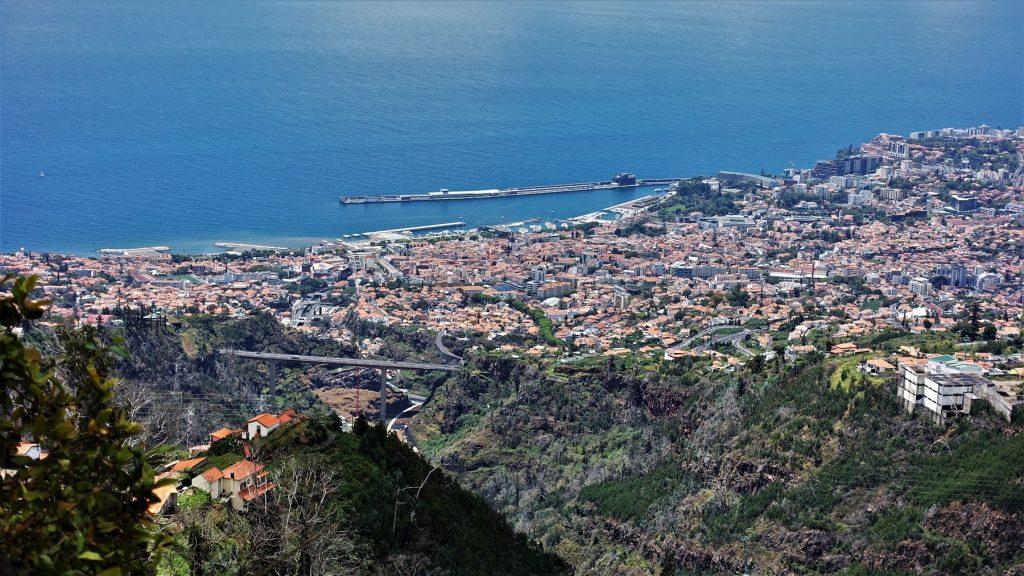 Funchal Madeira Sehenswürdigkeiten Inselhauptstadt