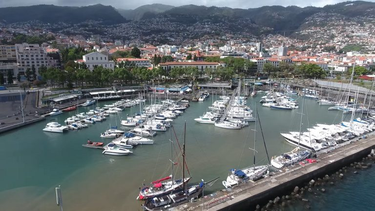 Madeira Hafen