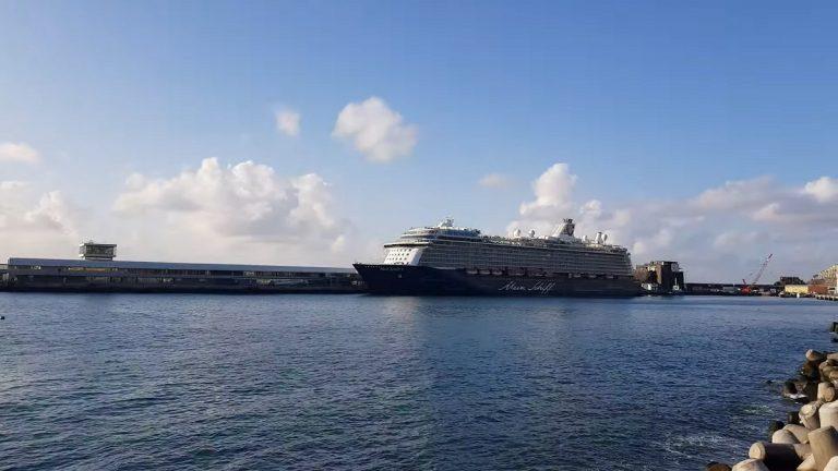 Hafen Madeira Tui - Cruises
