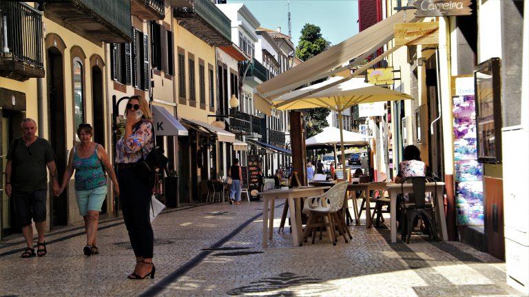 Funchal Avenida do Mar