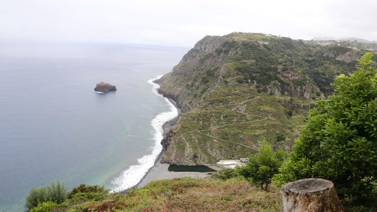 Madeira Sao Jorge