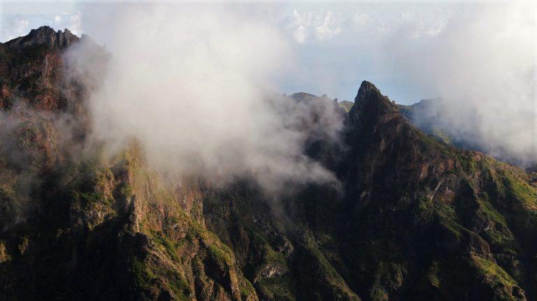 Bergtour auf Madeira Pico Ruivo