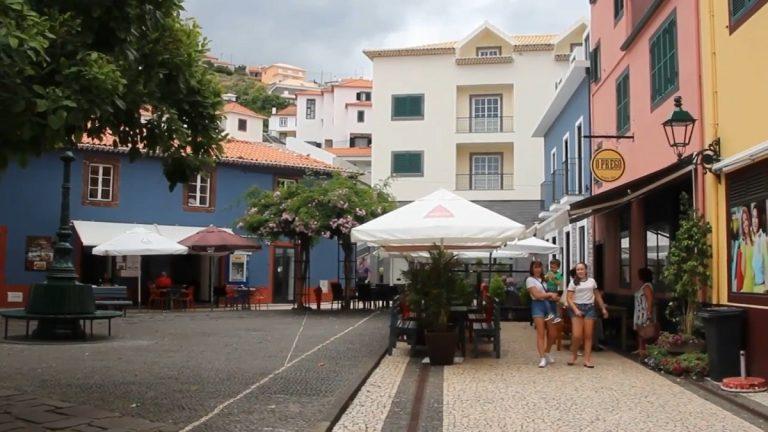 Madeira Santa Cruz