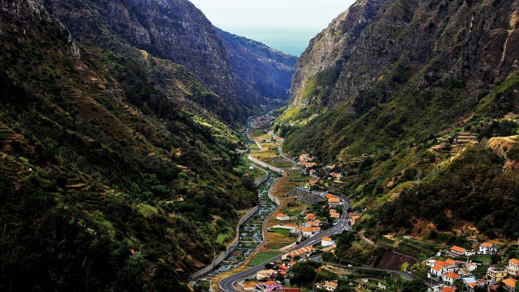 Madeira Sao Vincente