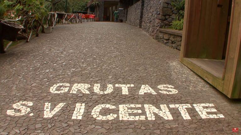 Sao Vincente Grotten