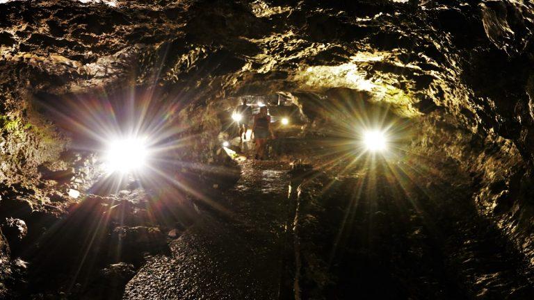 Madeira Sao Vincente Grotten