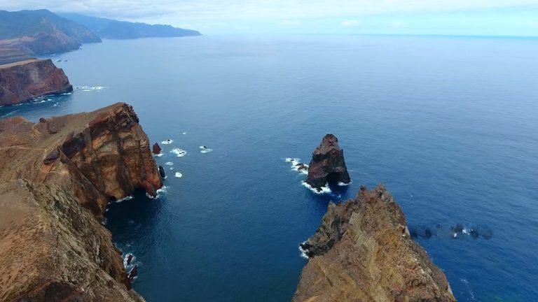Wo liegt Ponta Sao Lourenco ?