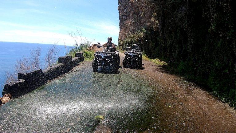 Quad Tour auf Madeira