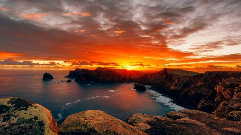 Madeira Ponta Sao Lourenco