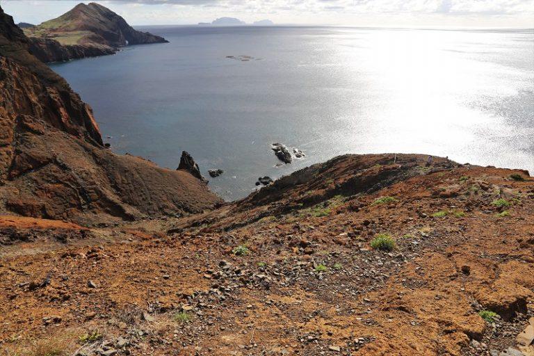 Ponta de sao Lourenco Wanderung