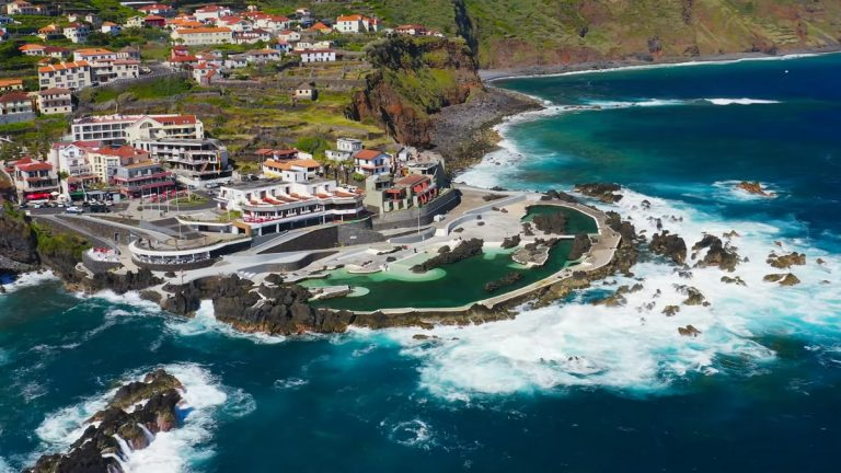 Naturfreibad Porto Moniz
