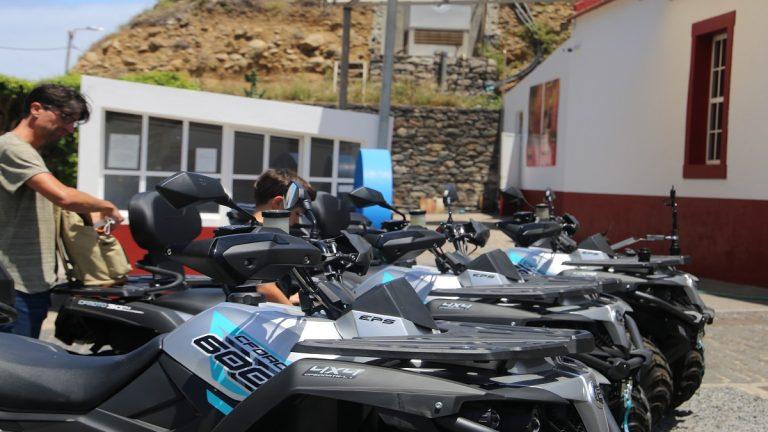 Madeira Quadtour