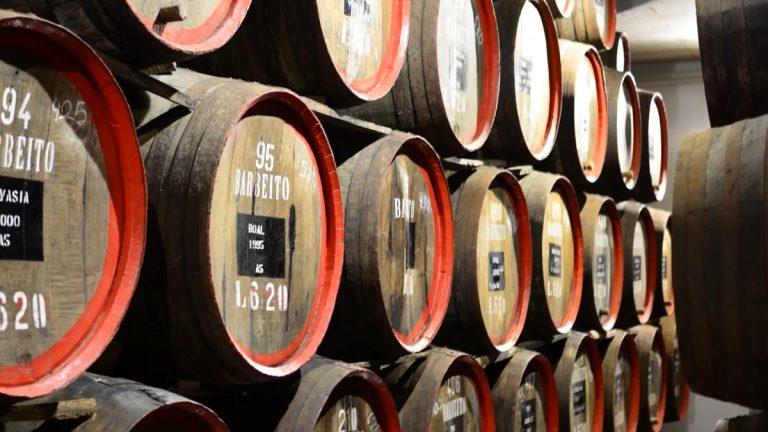 Porto Da Cruz Rum fabrik