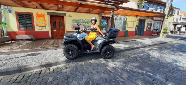Madeira Quad Tour