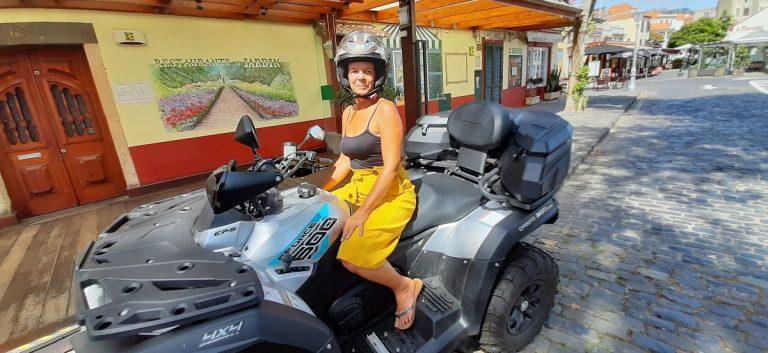 Quad Tour Madeira Quad & Van