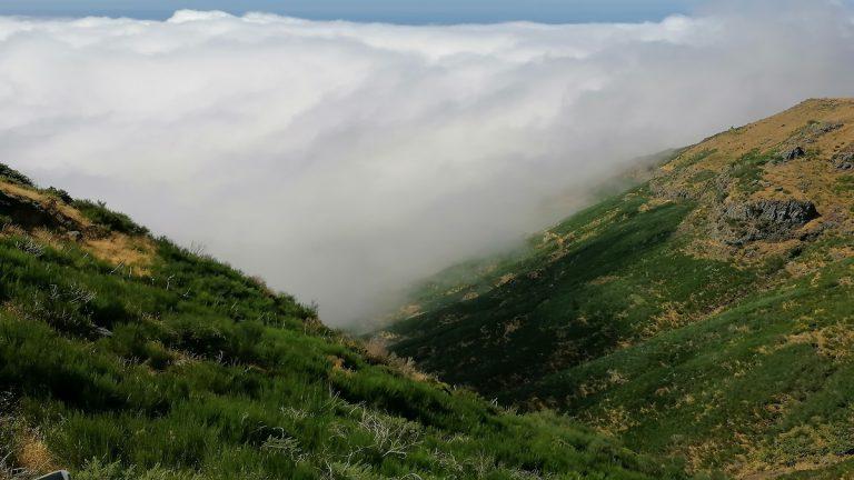 Madeira Encumeada Pass