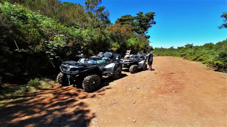 Quad Tour Madeira Nord