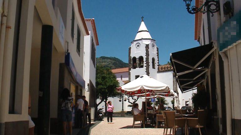 Santa Cruz Madeira Stadtvorstellung