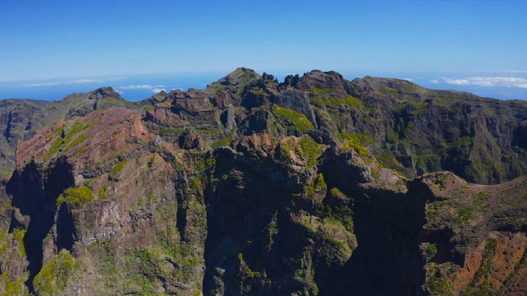 Pico Ruivo 1862 Meter