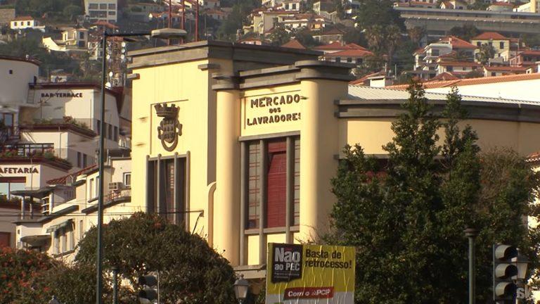 Bauernmarkt Funchal