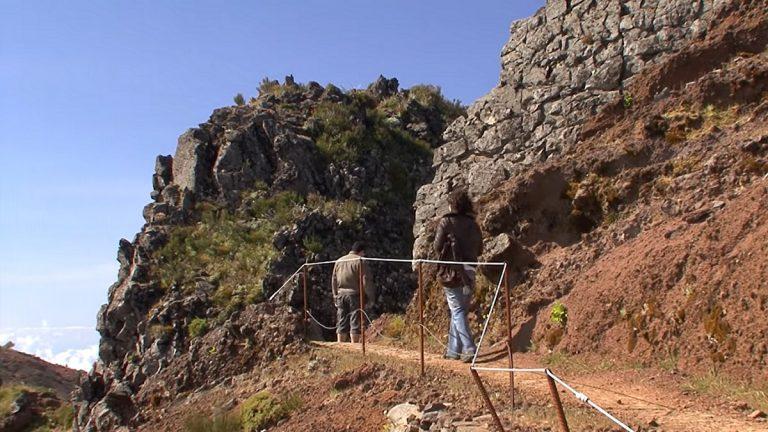 Pico Ruivo Wanderung