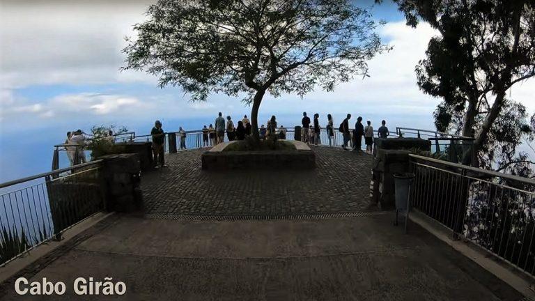 Cabo Girao Madeira Ausflugsort