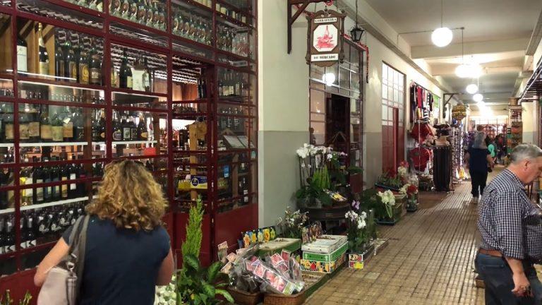 Markt halle Funchal