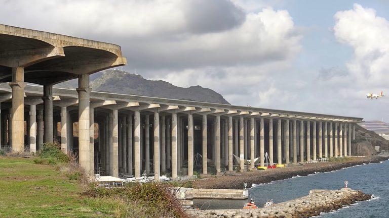 Landebahn Madeira