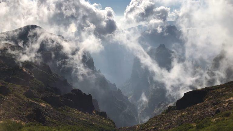 Madeira Pico do Arieiro