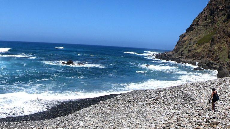 Praia Porto da Cruz